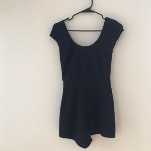 Urban Outfitters Black Romper NWT